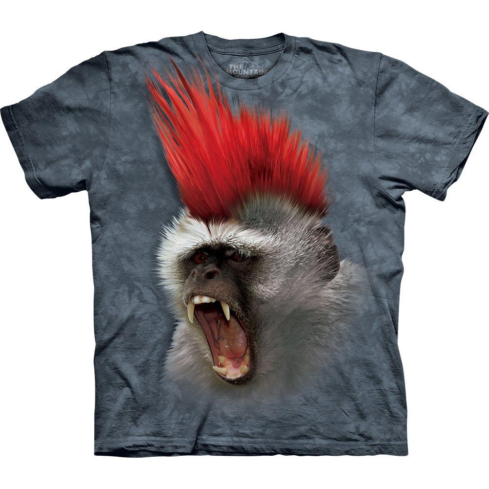 Affen Kinder T-Shirt Punky!