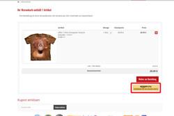 Du kannst auch, sofern Du ein Konto bei Amazon hast, direkt mit den bei Amazon hinterlegten Zahlungsweisen bezahlen