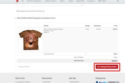 Fast geschaft! Klicke nun nur noch auf den Button -Jetzt Zahlungspflichtig bestellen-. Deine Bestellung ist nun abgeschlossen und Du solltest in wenigen Minuten eine E-Mail erhalten.
