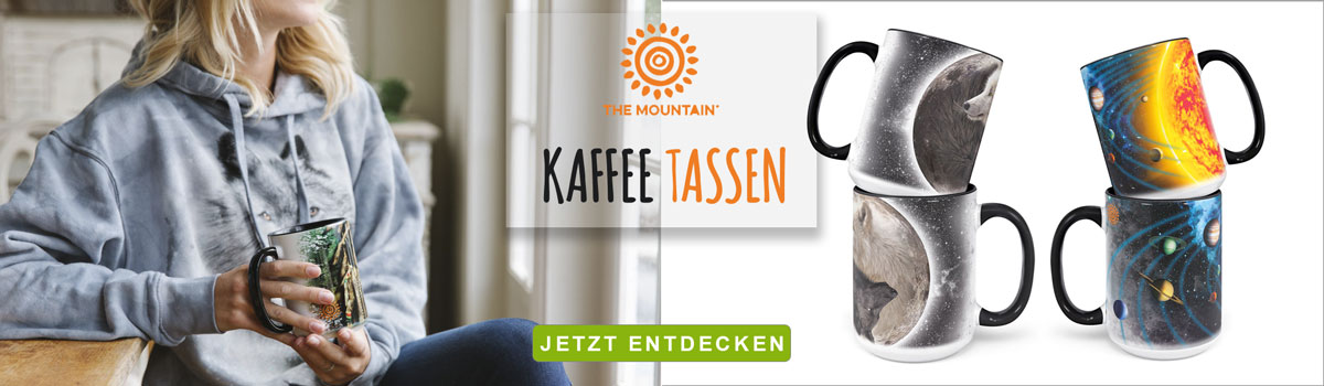 The Mountain Kaffee Tassen
