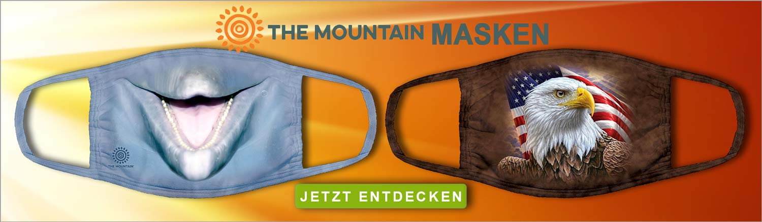 The Mountain Masken