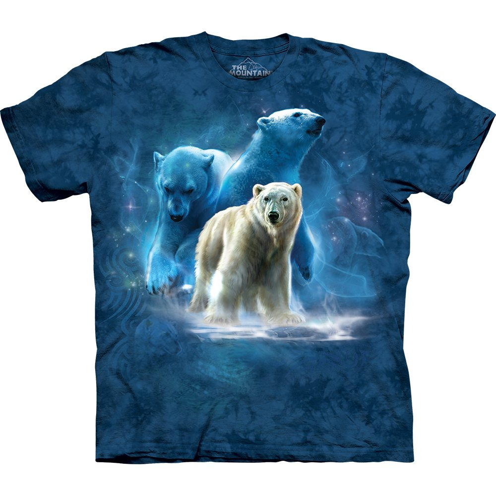 eisb ren kinder t shirt polar collage 24 90 the mounta. Black Bedroom Furniture Sets. Home Design Ideas