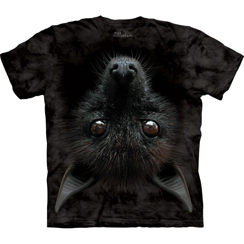 fledermaus t shirt bat head 28 99 the mountain shirts. Black Bedroom Furniture Sets. Home Design Ideas