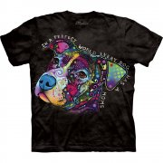 Dean Russo Hunde T-Shirt Perfect World