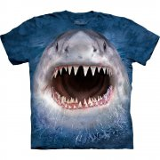 Hai T-Shirt Wicked Nasty Shark