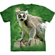 Lemuren T-Shirt Ring Tailed Lemur