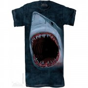 Schlafshirt Shark Bite