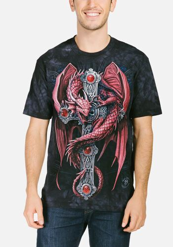 Anne Stokes T-Shirt Gothic Guardian L