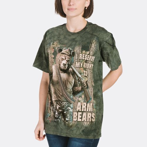 Bären T-Shirt Arm Bears 2XL