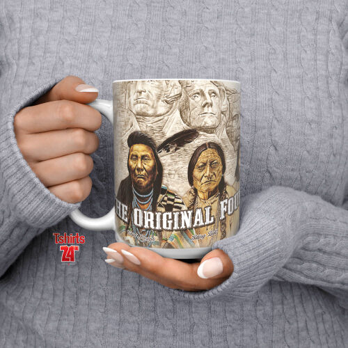Indianermotiv Tasse The Originals