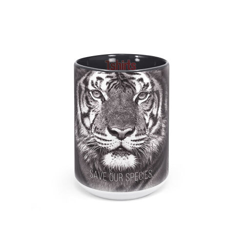 Tiger Tasse Save Our Species