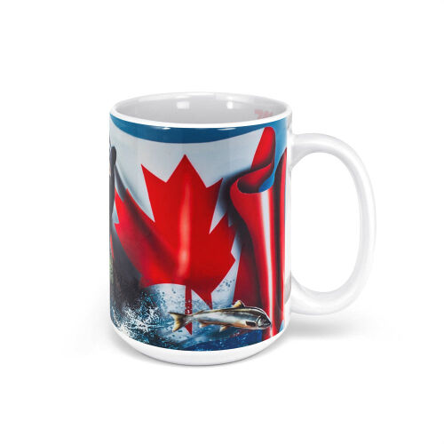 Kanada Tasse Canada the Beautiful
