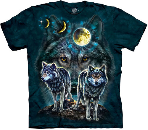 Wolf T-Shirt Northstar Wolves M