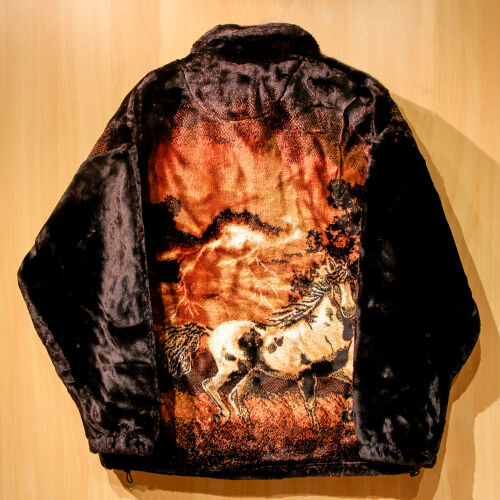 Fleecejacke Painted Pony