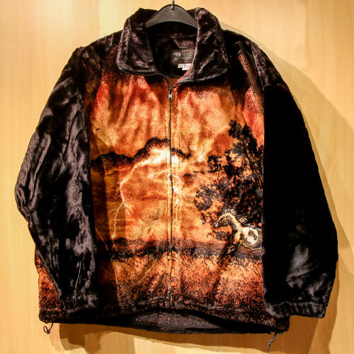 Fleecejacke Painted Pony L