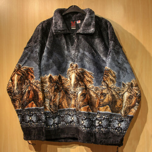 Fleecejacke Horse Delight