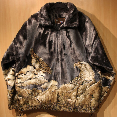 Fleecejacke Silver Eagle