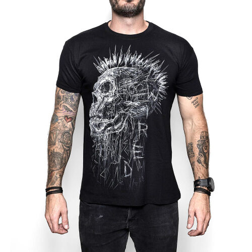 Cool Skullz T-Shirt WiredPunk