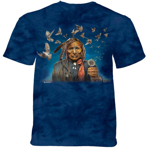 The Mountain T-Shirt Peacemaker L