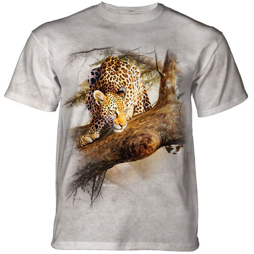 The Mountain T-Shirt Tree Demon Jaguar 3XL
