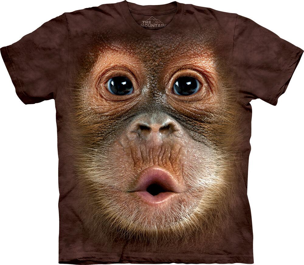a688f1e5fde5 Big Face Shirts - Große Tiergesichter   tshirts-24.de