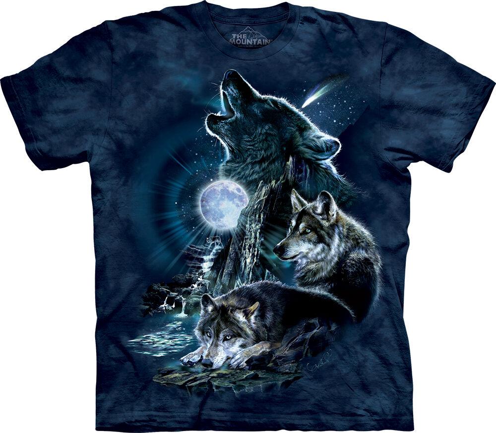 Wolf T-Shirts mit wunderschönen Wolfsmotiven   tshirts-24.de 2cf6809d26