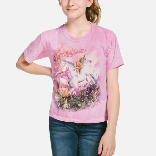Einhorn Kinder T-Shirt Awesome Unicorn