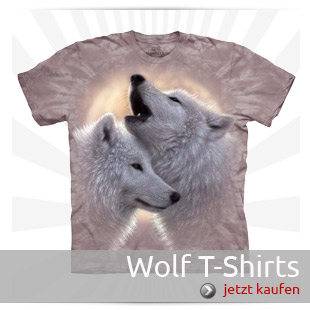 The Mountain Wölfe T-Shirts kaufen